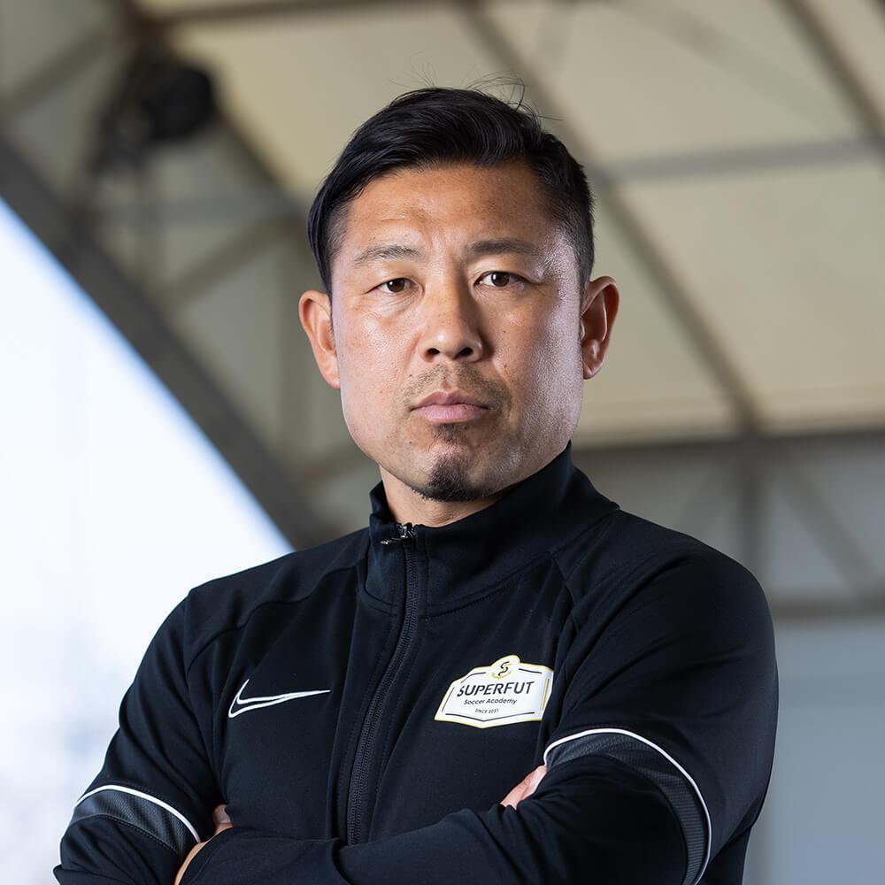 アカデミーディレクター 小島直人 Naoto KOJIMA